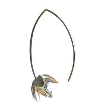 Ohrhänger Silber  ca. 50 mm  lang