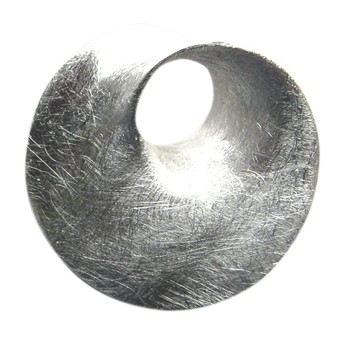 Silberhänger, icematt