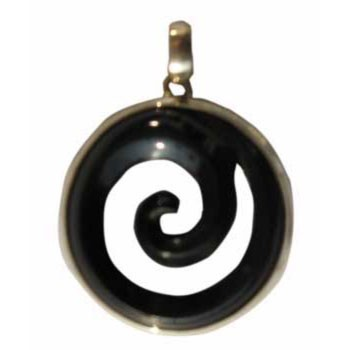 Hänger, Horn Durchmesser ca. 33 mm