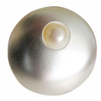 Hänger mit Perle, Durchmesser ca. 45mm