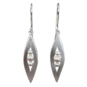 Ohrhänger, Silber