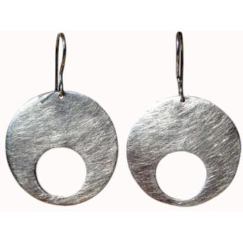 Ohrhänger  Durchmesser ca. 30 mm  siehe auch P 492