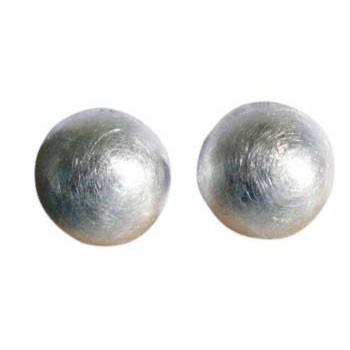 Ohrstecker, Silber,Halbkugel Durchmesser ca.22mm
