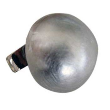 Ring größenverstellbar Durchmesser ca. 20 mm Höhe ca. 12 mm
