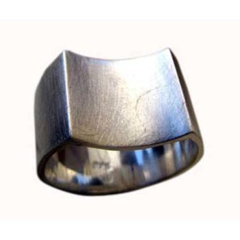 Ring, Silber,ca. 15mm breit